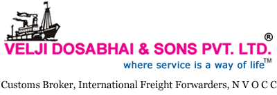 Velji Dosabhai & Sons. Pvt. Ltd