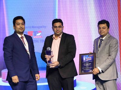 India Maritime Awards 2019 - Dynamic young logistics professional of the year